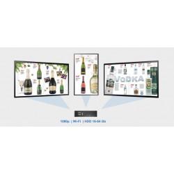 Сетевой плеер для кафе - внутреннее телевидение и цифровые менюборды