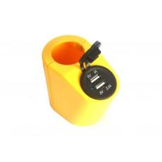 USB Зарядное устройство на поручни в транспорте TUC23M02Y
