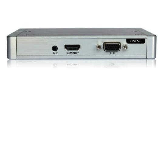 Сетевой рекламный плеер DSP-HMP200
